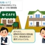 借地権とは建物所有が目的の地上権or土地の賃借権で、借地借家法の適用を受ける